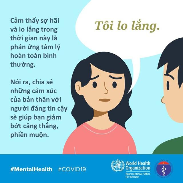 Làm gì khi con bạn lo lắng, căng thẳng hoặc dễ bị kích động trong mùa dịch COVID-19? - Ảnh 6.