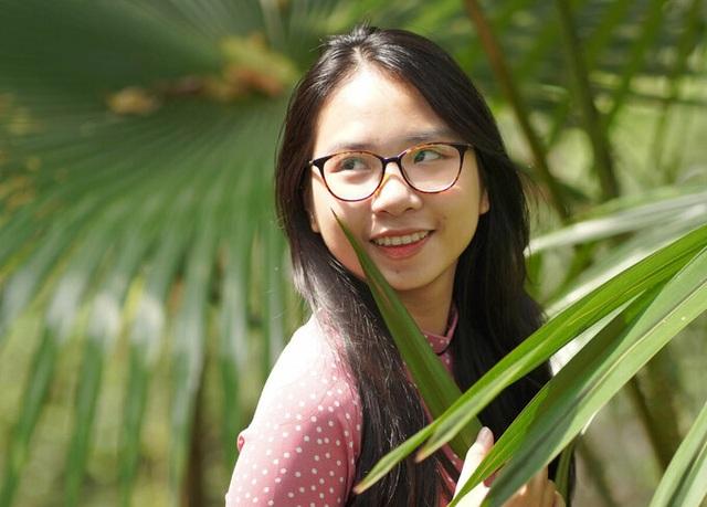 Nữ sinh Nghệ An giành học bổng 3,4 tỷ đồng - Ảnh 1.