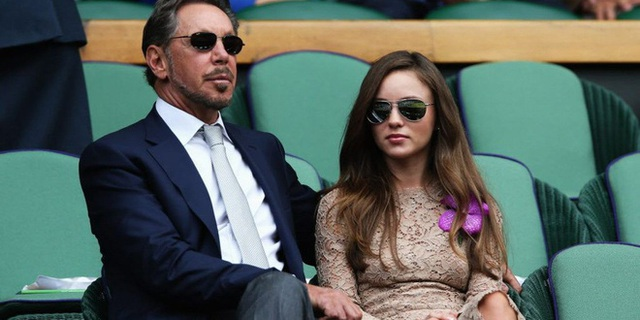 Vợ và bạn gái của 10 tỷ phú giàu nhất thế giới - Ảnh 5.