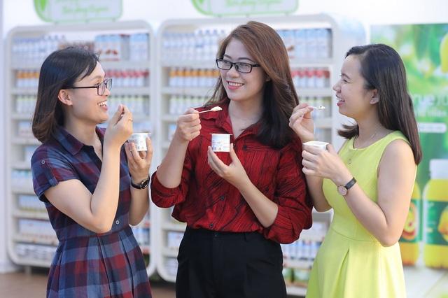 TH có thêm sản phẩm Sữa chua chanh dây tự nhiên TH true YOGURT - Ảnh 1.