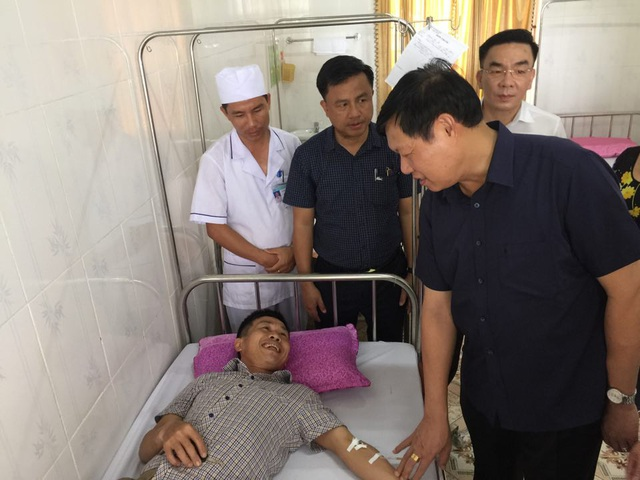 Thứ trưởng Đỗ Xuân Tuyên: Chất lượng y tế cơ sở của Hà Tĩnh nâng lên rõ rệt - Ảnh 2.