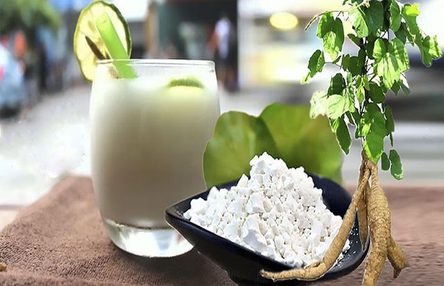 Sai lầm khi uống bột sắn dây gây hại sức khỏe, chuyên gia chỉ đây mới là cách uống tốt nhất - Ảnh 2.