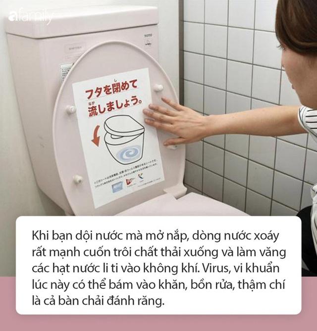 10 thói quen ai cũng nghĩ là vô hại trong phòng tắm nhưng chính là thủ phạm gây ra hàng loạt các căn bệnh nghiêm trọng - Ảnh 5.