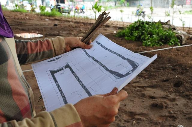 Hơn 1 năm hoang phế, dải phân cách trục vành đai 3 Hà Nội đã được phủ cây xanh - Ảnh 3.