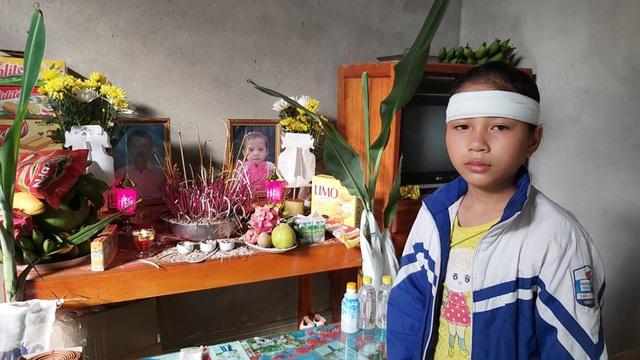 Mất mẹ và em, bé 12 tuổi lạc lõng sống một mình trong căn nhà nhỏ - Ảnh 3.