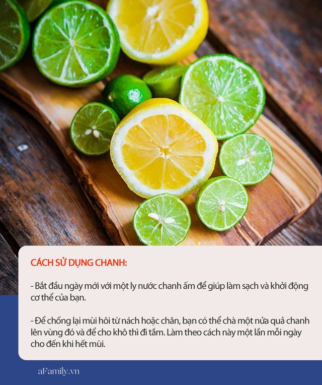 Muốn cơ thể thơm tho suốt cả ngày trong mùa hè, hãy dùng 7 loại thực phẩm này, vừa rẻ tiền lại công dụng tức thì - Ảnh 2.