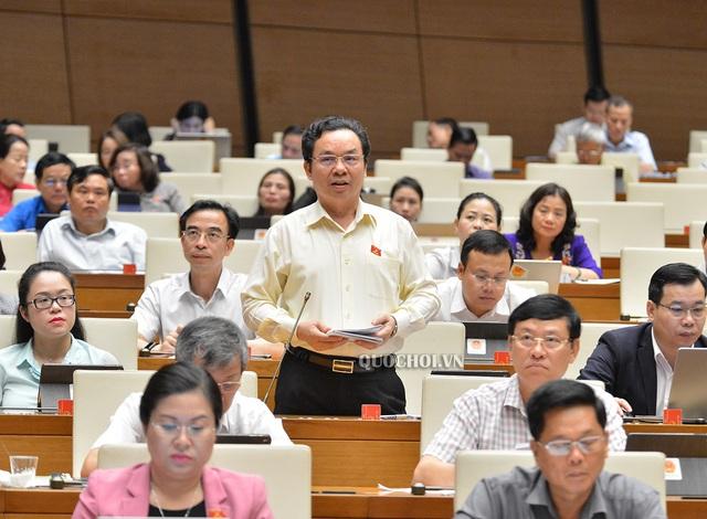 ĐBQH Nguyễn Sĩ Cương: Nếu trung tâm Hà Nội cái gì cũng miễn phí thì ai tội gì đi xa - Ảnh 4.
