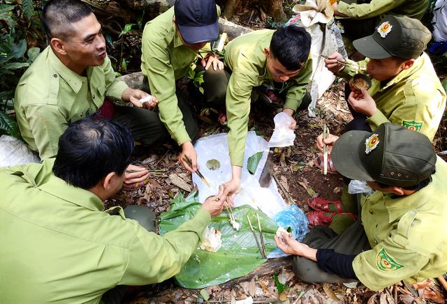 Đội đặc nhiệm núi rừng duy nhất trên cả nước ở Nghệ An - Ảnh 4.