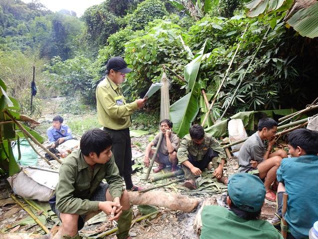 Đội đặc nhiệm núi rừng duy nhất trên cả nước ở Nghệ An - Ảnh 7.
