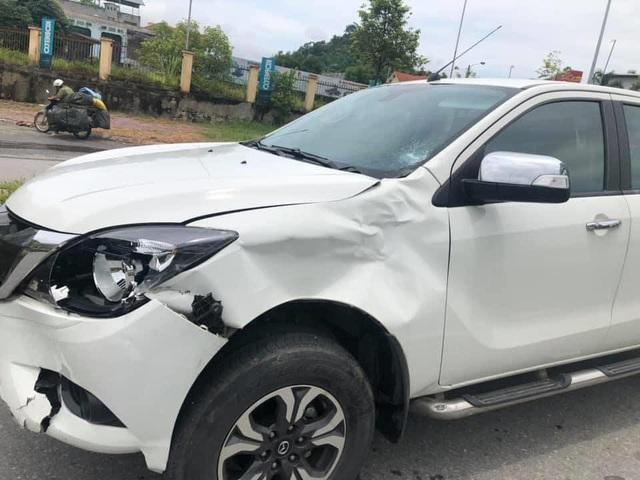 Xót thương nữ điều dưỡng bị xe bán tải vượt đèn đỏ tông tử vong ở Lào Cai - Ảnh 2.