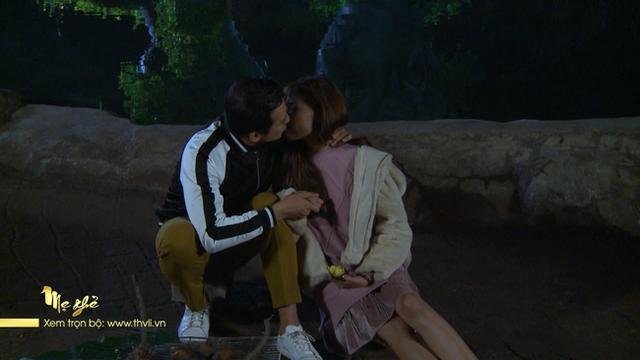 Mẹ ghẻ: Đỉnh điểm của đốn mạt, Quân (Lương Thế Thành) hôn Thúy Diễm đêm trước, hôm sau đã yêu Thanh Trúc - Ảnh 4.