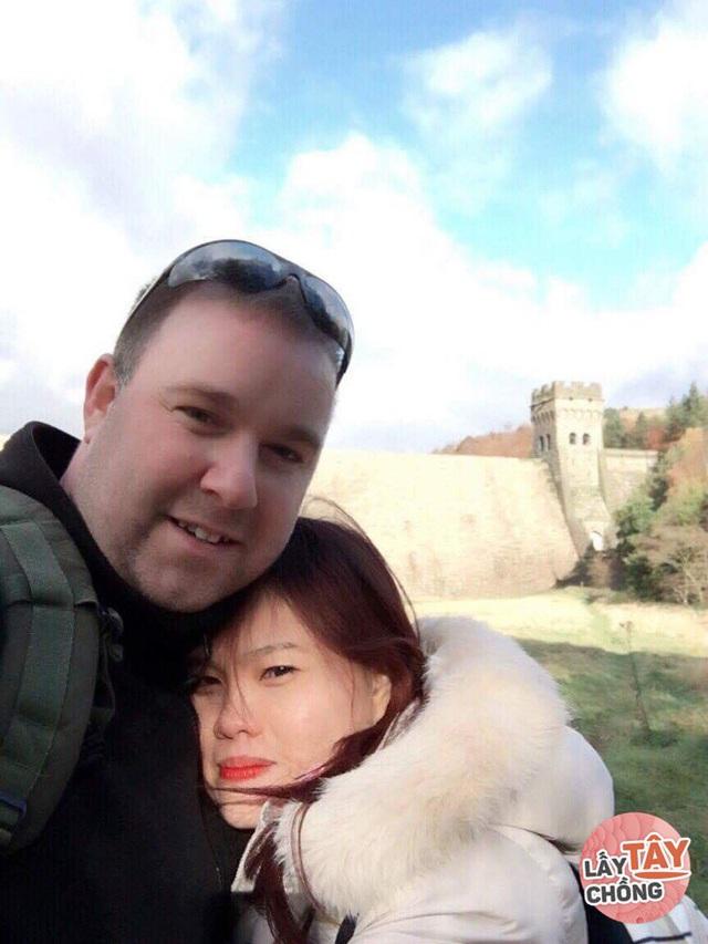 Cô gái Việt lấy võ sĩ người Anh, ngay ngày đầu ra mắt mẹ chồng đã thử tài con dâu - Ảnh 3.