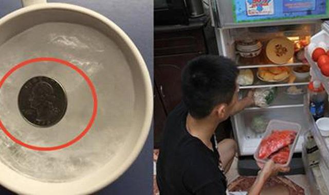 Đặt 1 đồng xu vào tủ lạnh trước khi vắng nhà vài ngày, tưởng kỳ cục nhưng khi biết lý do thì ai cũng phải học theo - Ảnh 2.