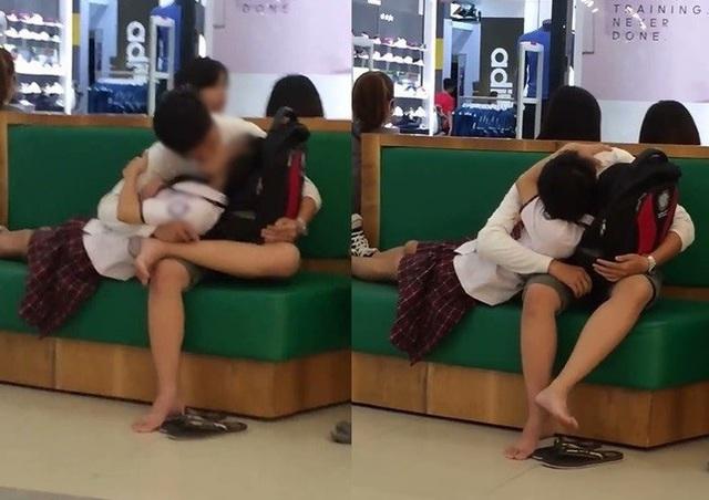 Cặp đôi có hành động phản cảm, vô văn hóa ngay tại Bưu điện Hà Nội khiến dư luận phẫn nộ - Ảnh 4.