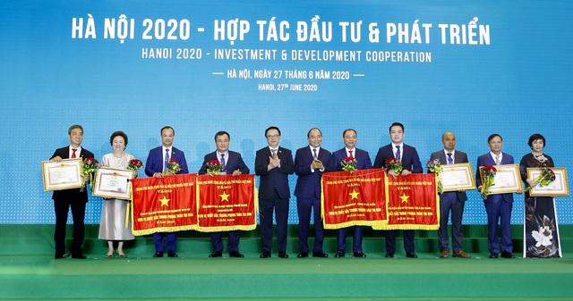 Tập đoàn BRG vinh dự nhận Bằng khen của Thủ tướng Chính phủ - Ảnh 1.