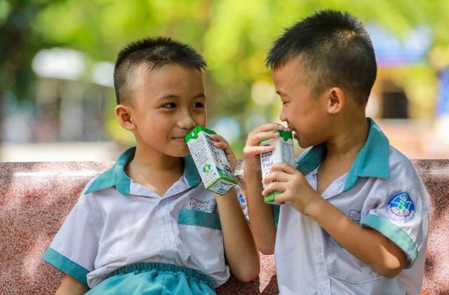 """Nhân rộng niềm vui mang tên """"sữa học đường - Ảnh 4."""
