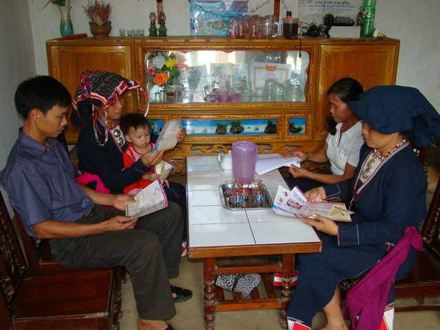 Phú Thọ nỗ lực nâng cao các hoạt động Dân số và Phát triển - Ảnh 1.