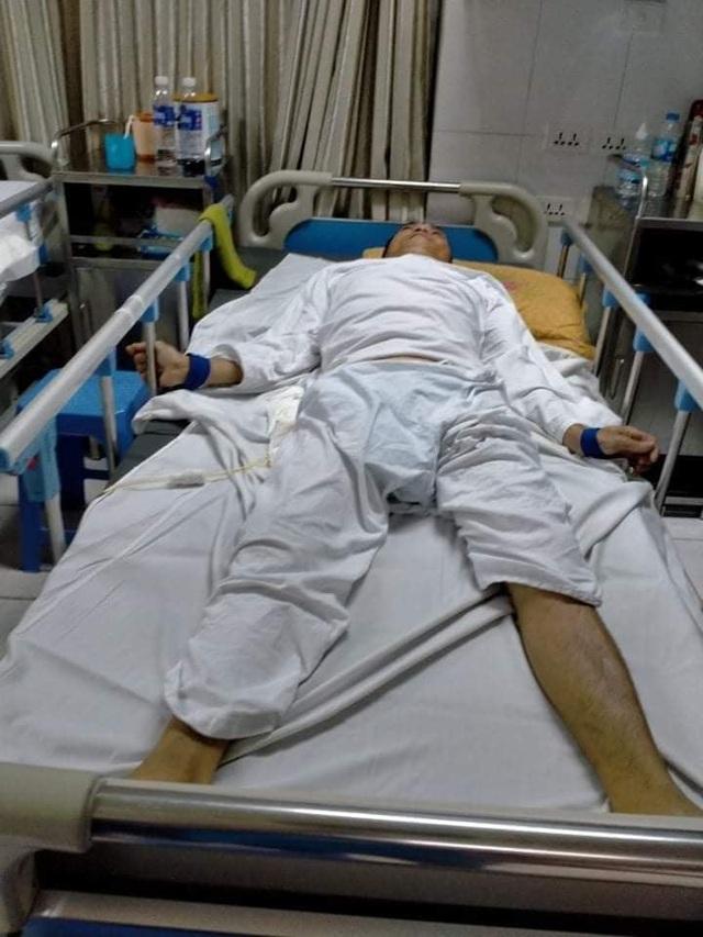 Chồng tai nạn nguy kịch, vợ bệnh tật chăm 4 đứa con nhỏ - Ảnh 3.
