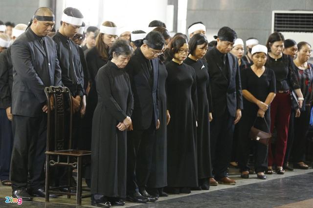 Lễ tang nguyên Chủ nhiệm Văn phòng Quốc hội Vũ Mão - Ảnh 12.