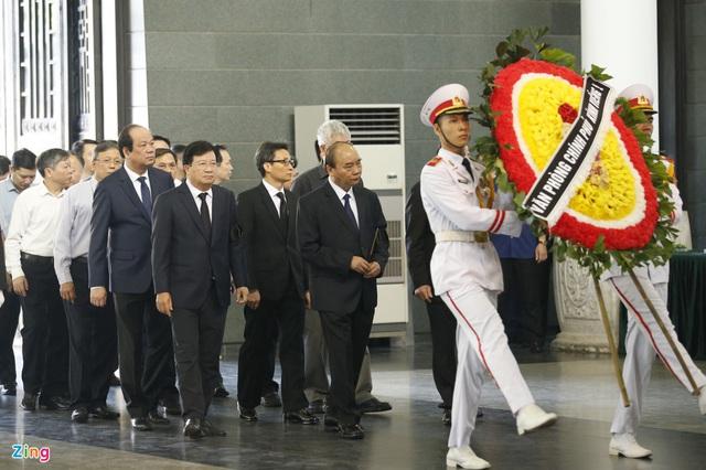 Lễ tang nguyên Chủ nhiệm Văn phòng Quốc hội Vũ Mão - Ảnh 5.