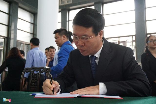 Lễ tang nguyên Chủ nhiệm Văn phòng Quốc hội Vũ Mão - Ảnh 7.