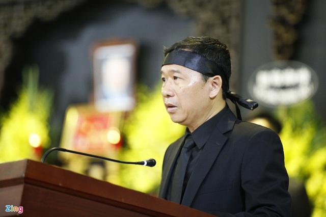 Lễ tang nguyên Chủ nhiệm Văn phòng Quốc hội Vũ Mão - Ảnh 11.