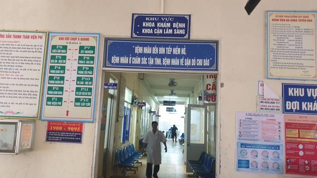 Quảng Bình: Xông vào phòng tiểu phẫu bệnh viện đánh bệnh nhân - Ảnh 1.