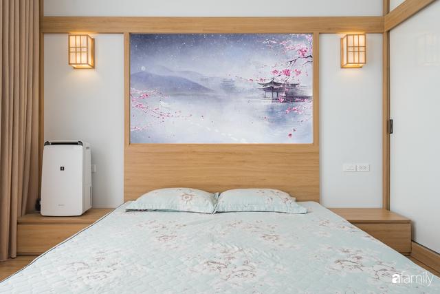 Ngắm căn hộ 120m² phong cách Nhật Bản đẹp đến từng chi tiết với tổng giá trị thi công nội thất 550 triệu - Ảnh 12.