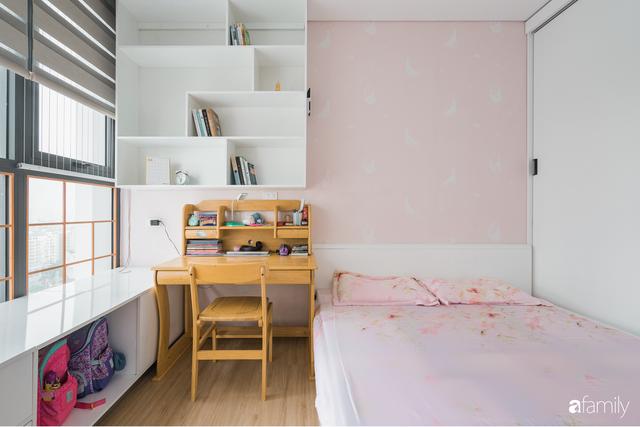 Ngắm căn hộ 120m² phong cách Nhật Bản đẹp đến từng chi tiết với tổng giá trị thi công nội thất 550 triệu - Ảnh 15.