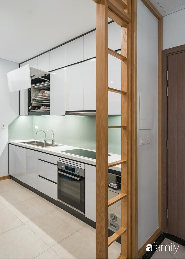 Ngắm căn hộ 120m² phong cách Nhật Bản đẹp đến từng chi tiết với tổng giá trị thi công nội thất 550 triệu - Ảnh 3.