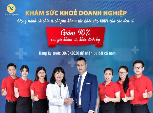 Khám sức khỏe lưu động - Giải pháp tốt nhất dành cho doanh nghiệp lớn ở tỉnh - Ảnh 4.
