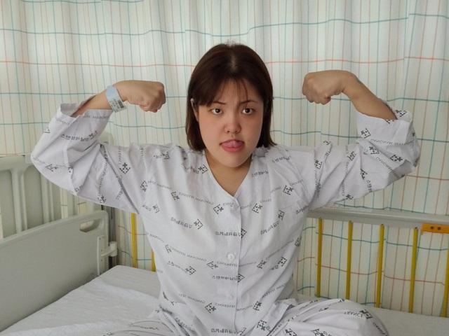 Phát hiện sớm ung thư tuyến giáp nhờ giảm cân, Thánh ăn Hàn Quốc vẫn thấy mình may mắn! - Ảnh 2.