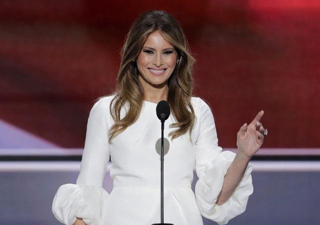 Vợ, con gái Tổng thống Trump đều có khối tài sản trăm triệu USD - Ảnh 3.