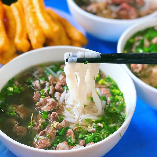 Loạt món hút khách ở 3 thiên đường ẩm thực Việt Nam - Ảnh 1.