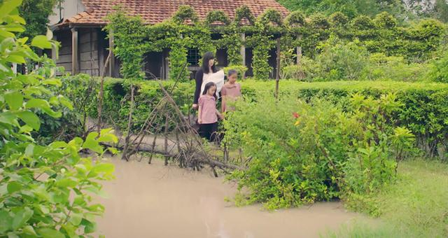 Gạo nếp gạo tẻ 2: Hải (Trung Dũng) hèn hạ bỏ trốn, để lại 4 đứa con cho người giúp việc, phim chính thức chuyển sang giai đoạn mới - Ảnh 1.