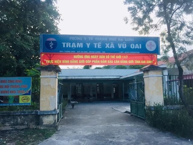 Quảng Ninh: Tổ chức nhiều hoạt động bảo vệ, chăm sóc sức khỏe phụ nữ  nhân ngày Dân số thế giới - Ảnh 3.
