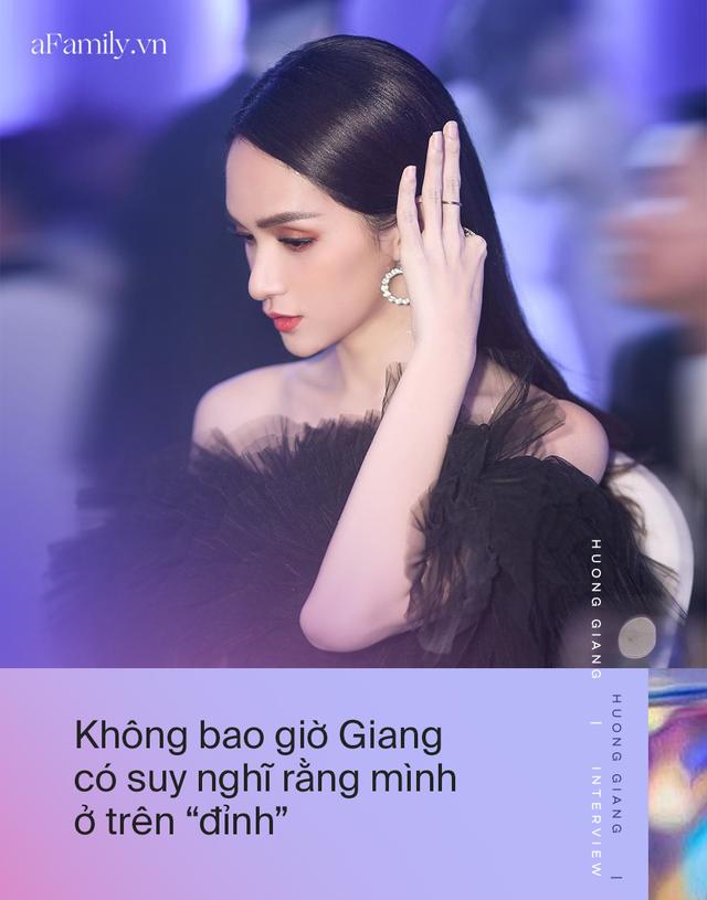 Hoa hậu Hương Giang: Đàn ông không đàng hoàng mới sợ phụ nữ thông minh  - Ảnh 2.