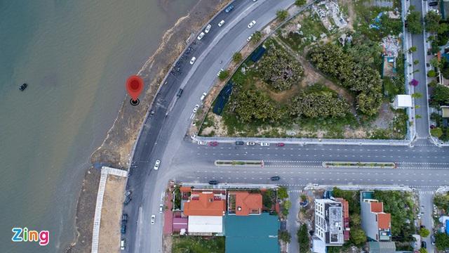 Vụ ôtô lao xuống biển: Lái xe có nồng độ cồn trong máu - Ảnh 2.