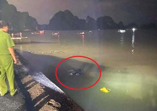 Nạn nhân thứ 4 đã tử vong trong vụ ô tô lao xuống biển ở Quảng Ninh  - Ảnh 2.