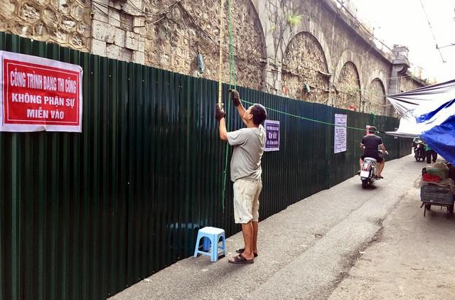 Hà Nội triển khai giai đoạn 2 đục thông vòm cầu Phùng Hưng, mở rộng không gian phố cổ - Ảnh 8.