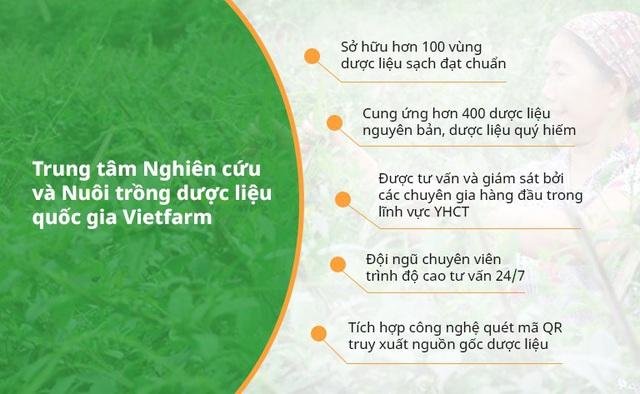 Trung tâm dược liệu Vietfarm: Điểm sáng về nuôi trồng và phát triển dược liệu sạch - Ảnh 3.