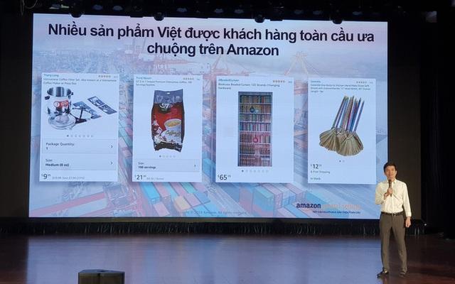 Kỷ lục chiếc giỏ mây và cơn sốt chổi đót, nón lá trên Amazon - Ảnh 2.