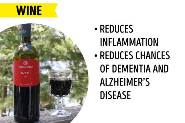 """11 loại đồ uống giúp bạn """"hãm phanh"""" quá trình lão hoá - Ảnh 1."""