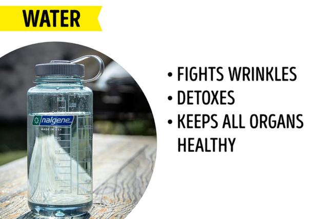 """11 loại đồ uống giúp bạn """"hãm phanh"""" quá trình lão hoá - Ảnh 2."""