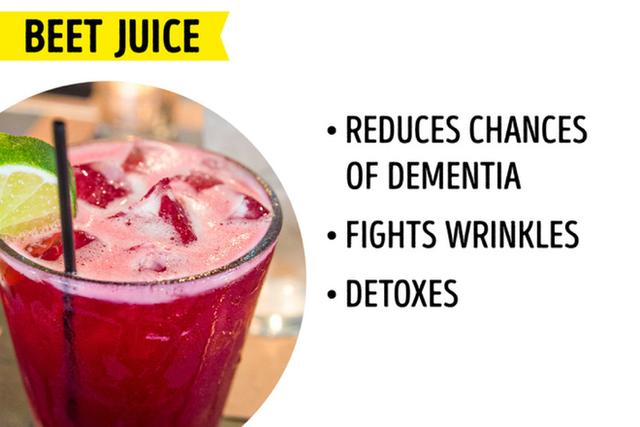 """11 loại đồ uống giúp bạn """"hãm phanh"""" quá trình lão hoá - Ảnh 4."""