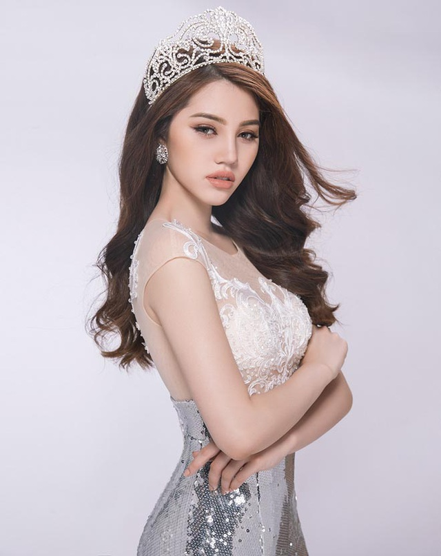 Cận cảnh nhan sắc thật của hoa hậu Jolie Nguyễn khi chưa phẫu thuật thẩm mỹ - Ảnh 5.