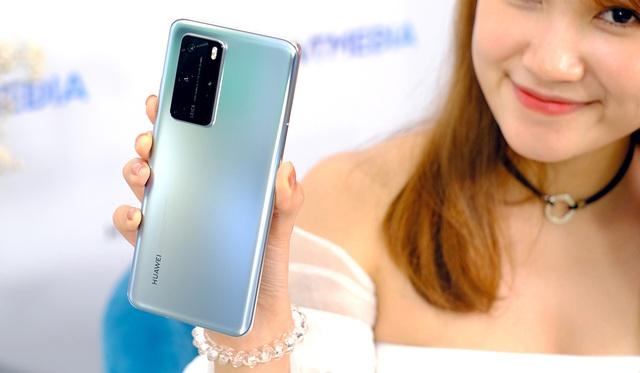 Loạt smartphone 5G bán tại Việt Nam - Ảnh 4.
