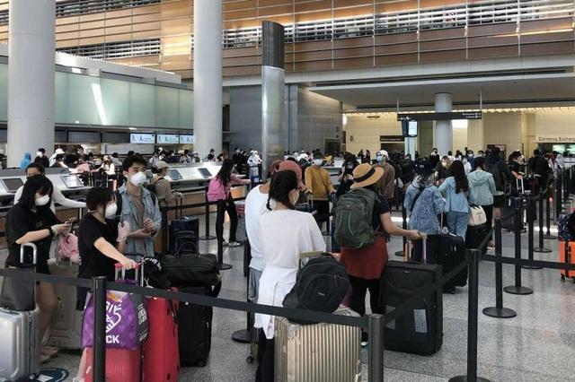 Một người Việt tử vong trên chuyến bay từ Mỹ về nước - Ảnh 1.