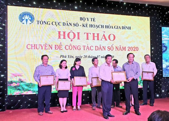 Hội thảo chuyên đề công tác dân số năm 2020 các tỉnh phía Nam - Ảnh 3.