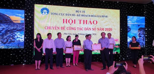 Hội thảo chuyên đề công tác dân số năm 2020 các tỉnh phía Nam - Ảnh 5.